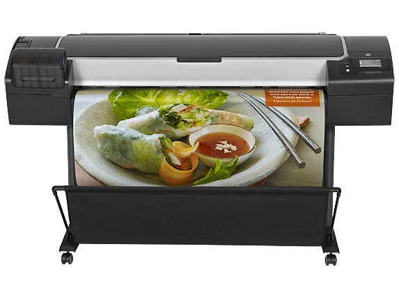 HP DesignJet Z5400 44-in PostScript Printer