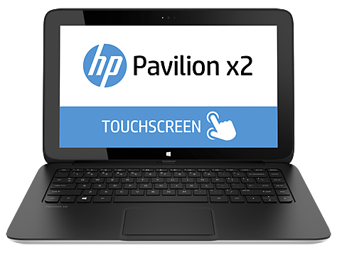 ПК HP Pavilion 13-h100 x2