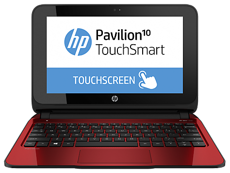 HP Pavilion 10 TouchSmart Notebook PC 10-e000シリーズ