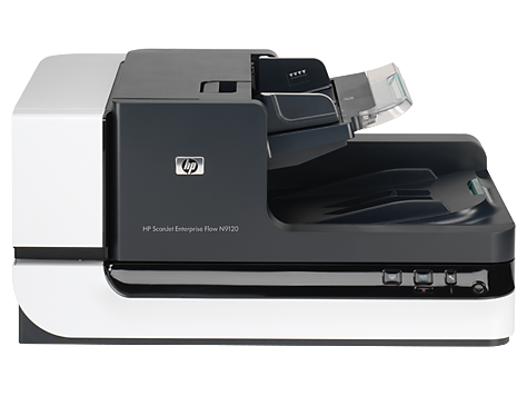 HP Scanjet Enterprise Flow N9120 flatbedscanner