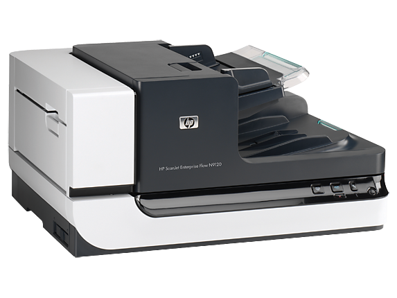 HP Scanjet Enterprise Flow N9120 Flatbed Scanner - Right