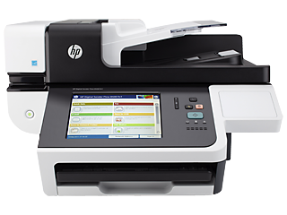 HP Digital Sender Flow 8500 fn1 Document Capture Workstation - Img_Center_320_240
