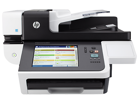 Serie de estaciones de trabajo de captura de documentos HP Digital Sender Flow 8500 fn1