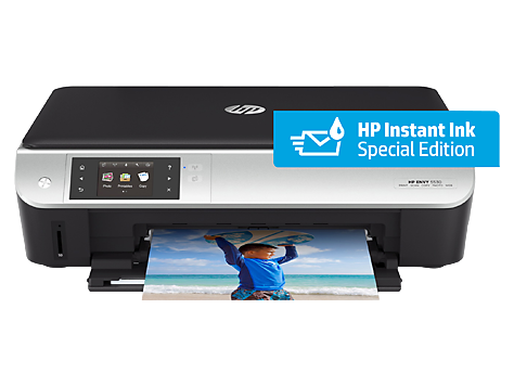 HP ENVY 5530 E-All-in-OnePrinter serie