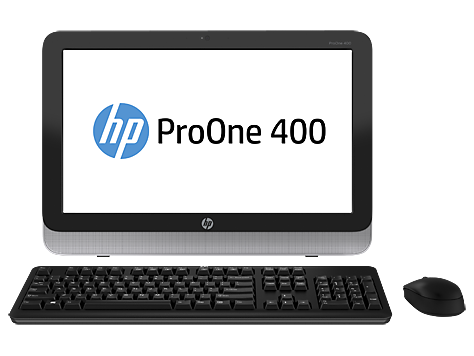 PC HP ProOne 400 G1, 19,5 pulgadas, Non-Touch, All-in-One