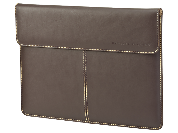 HP 13.3 Leather Sleeve - Left