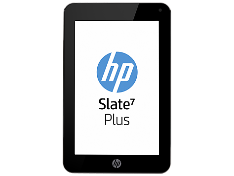 HP Slate 7 Plus, surfplatta