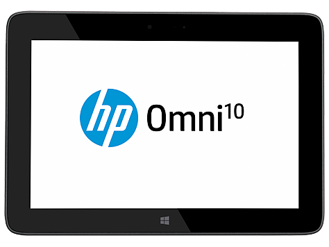 HP Omni 10 Tablet