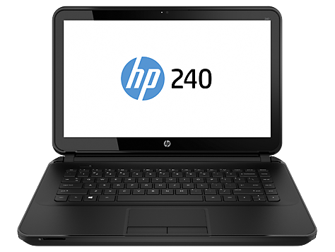 Notebook HP 240 G2