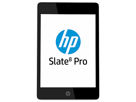 HP Slate 8 Pro-Business-Tablet