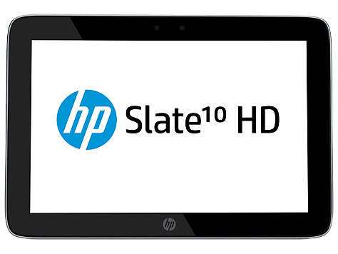 HP Slate 10 HD Business tablet