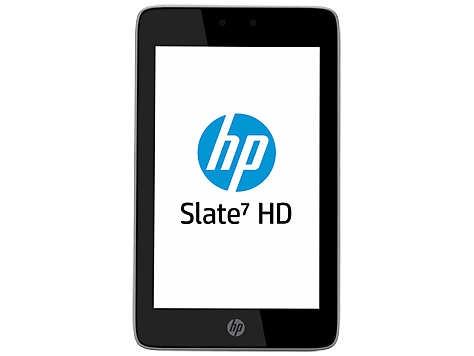 HP Slate 7 HD Business, surfplatta