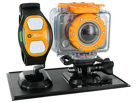 HP ac200 Action Cam