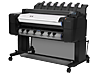 HP DesignJet T2500 36-in PostScript Multifunction Printer with Encrypted Hard Disk