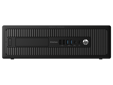 PC HP EliteDesk 800 con factor de forma reducido G1