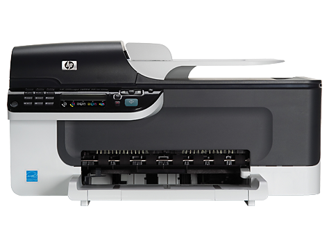 HP Officejet J4524 Alles-in-één printerserie