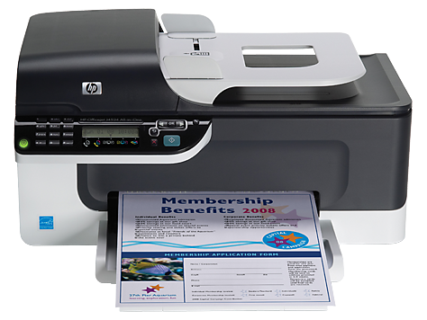 HP Officejet J4524 All-in-One-printerserie