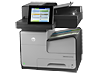 HP OfficeJet Enterprise Color MFP X585f - Left
