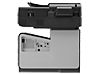 HP OfficeJet Enterprise Color MFP X585f - Rear