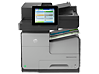 HP OfficeJet Enterprise Color MFP X585f - Center