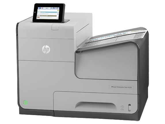 HP OfficeJet Enterprise Color X555dn