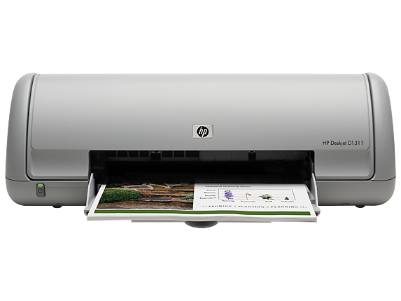HP Deskjet D1311 Printer