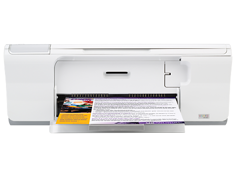 Серия принтеров HP Deskjet F4224 All-in-One