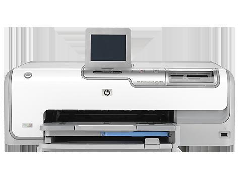HP Photosmart D7200 Printer series