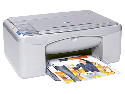 HP PSC 1217 All-in-One Printer
