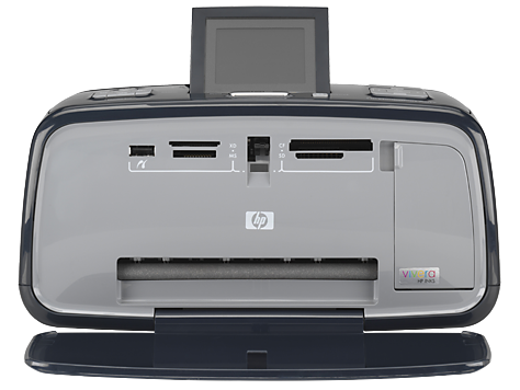HP Photosmart A617 Compact Photo Printer