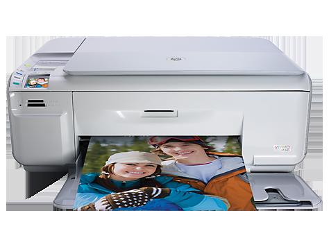 HP Photosmart C4500 All-in-One Printer series