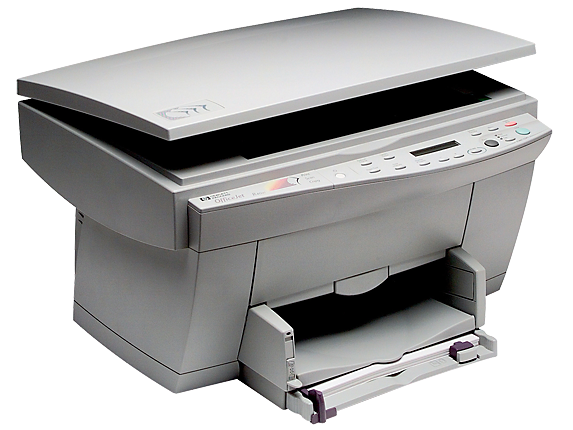 HP Officejet r40xi All-in-One