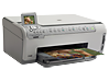 HP Photosmart C5140 All-in-One Printer - Right