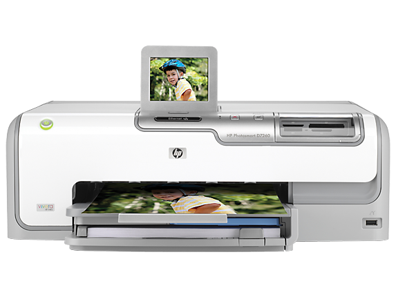 HP Photosmart D7245 Printer