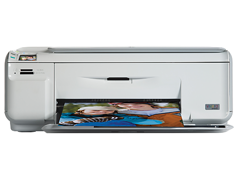 HP Photosmart C4524 All-in-One series