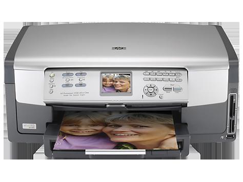 HP Photosmart 3108 All-in-One-Drucker - Treiber-Downloads | HP ...