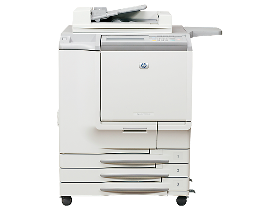 NEW DRIVERS: HP 9850 MFP