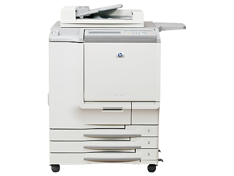 HP Color 9850mfp