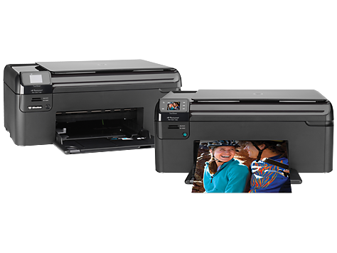 HP Photosmart Special Edition All-in-One Printer -B109f