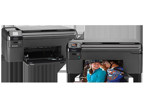 HP Photosmart Special Edition All-in-One-Drucker -B109f - Treiber ...
