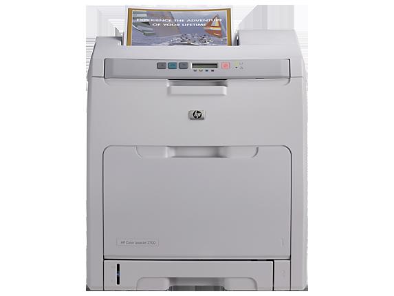HP Color LaserJet 2700 Printer