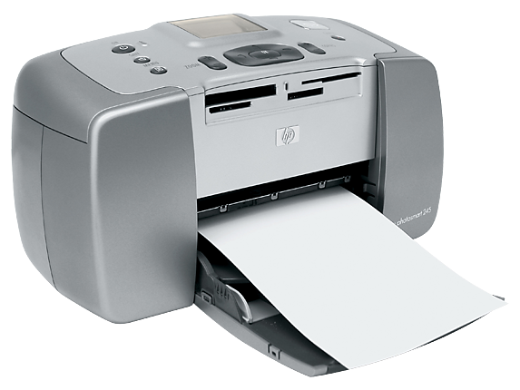 HP Photosmart 245v Compact Photo Printer