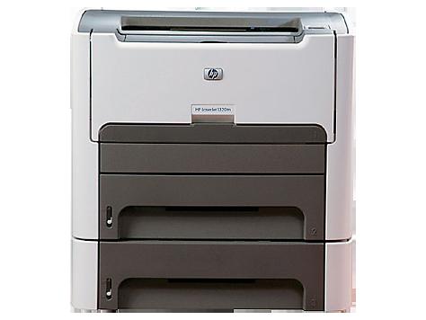 HP LaserJet 1320tn Printer