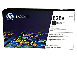 HP 828A Black LaserJet Image Drum, CF358A