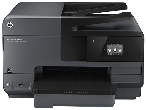 pilote imprimante hp officejet pro 8610