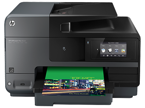 HP Officejet Pro 8620 e-All-in-One Printer Software and Driver