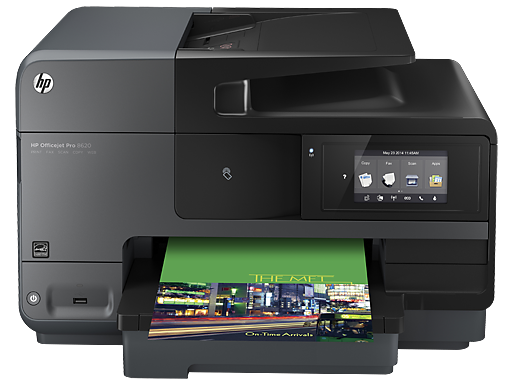 Hp officejet pro 8620 e all in one printer hp official for Best home office hp inkjet printer