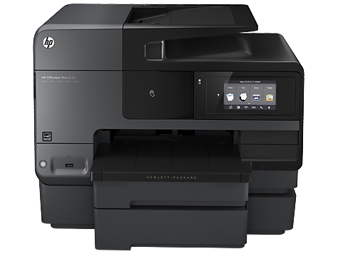 HP Officejet Pro 8630 e-All-in-One Printer series