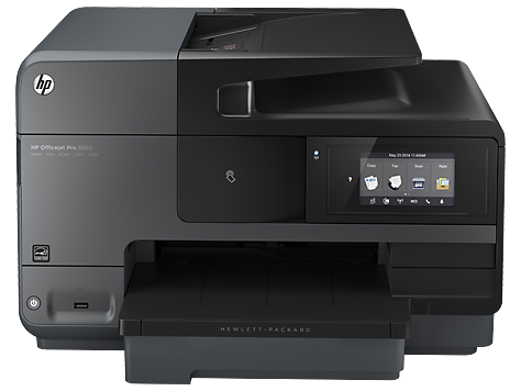 HP Officejet Pro 8660 e-All-in-One Printer series