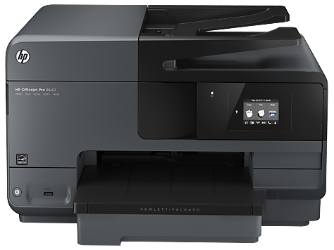 HP Officejet Pro 8640 e-All-in-One Printer series